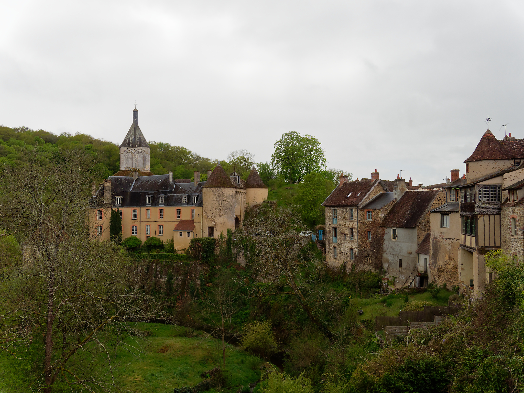 26 avril – Bourges – Guéret