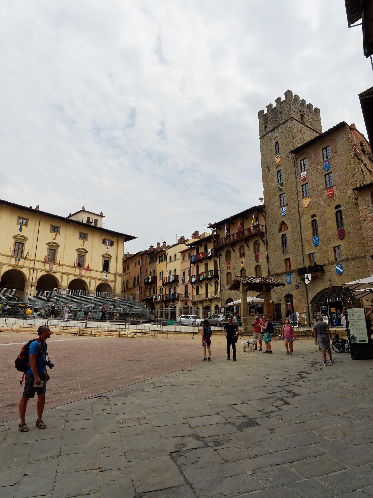 28 Août – Arezzo