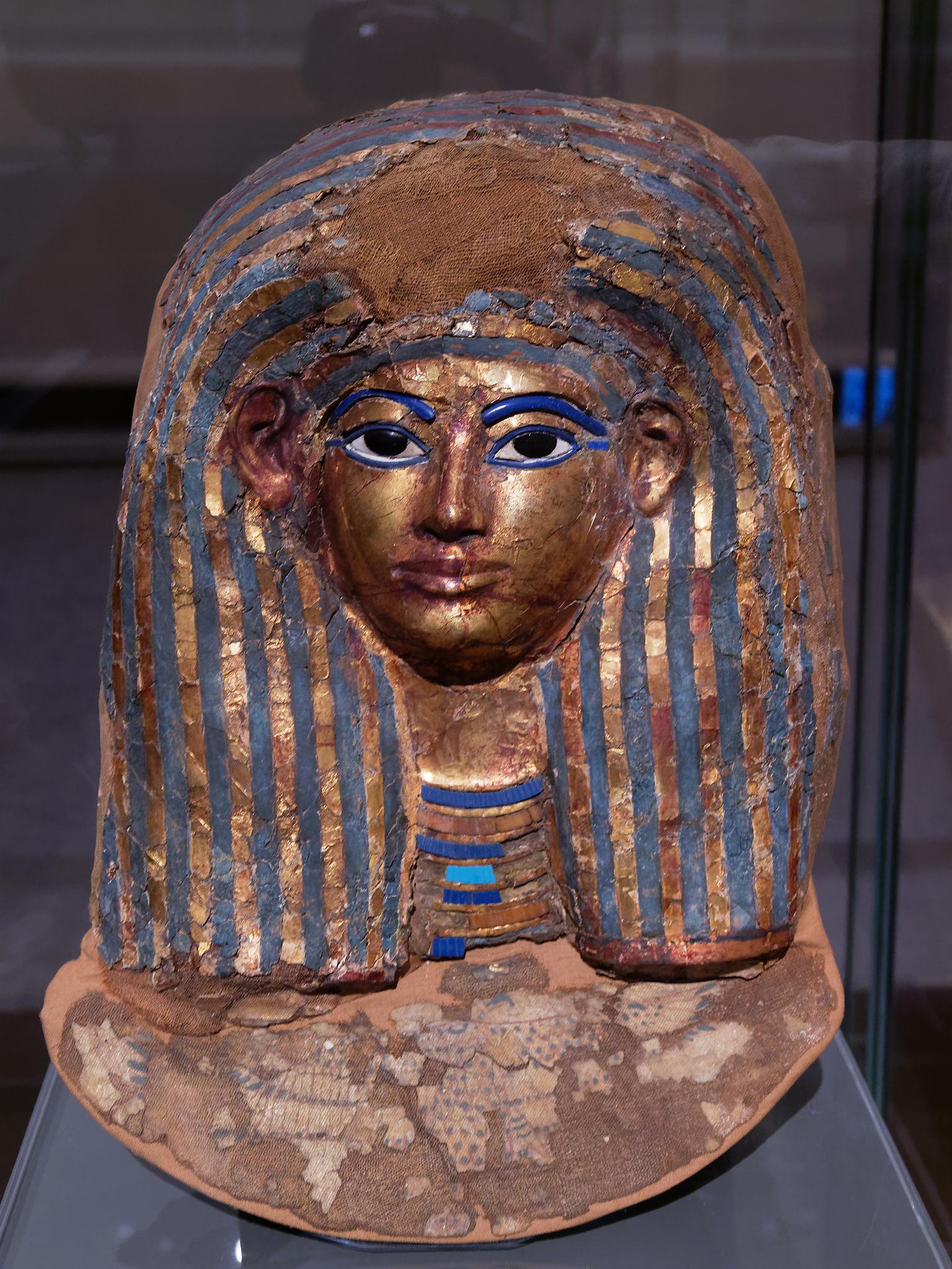 25 Septembre – Musée égyptien