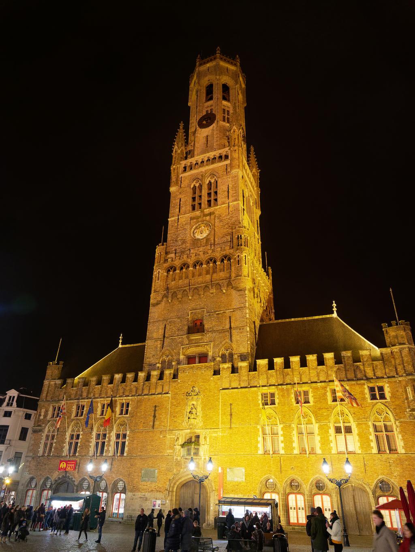 27-29 Décembre :Bruges et Retour