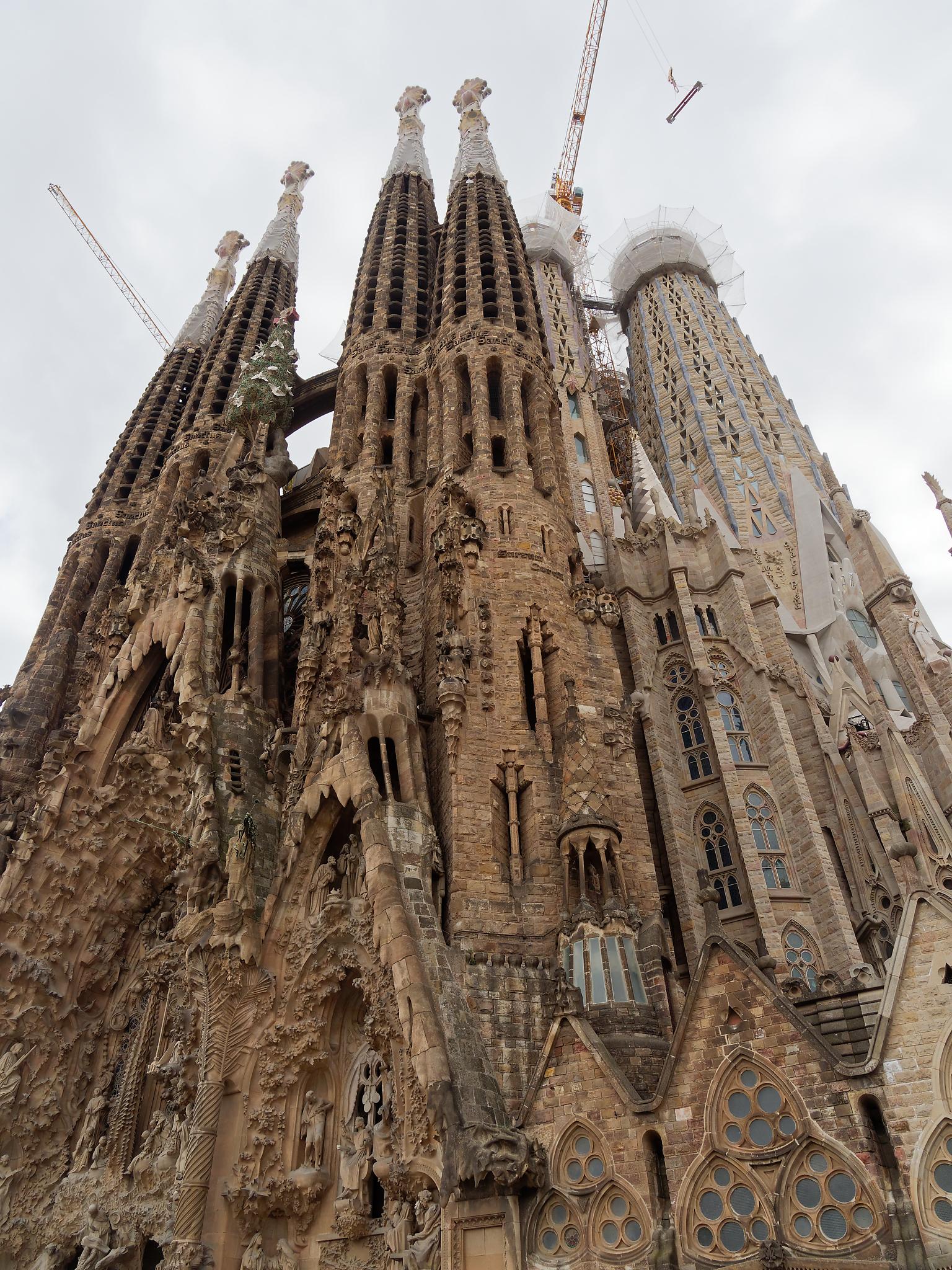 4 Mars / Tarragone – Barcelone